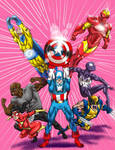 Avengers by ArtistAbe