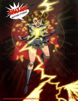 Evil Mary Marvel