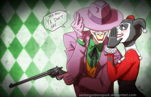 Wicked Jokes by ArtistAbe