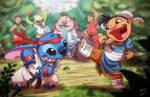 Street Fighter Ohana