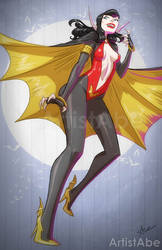 Vampirella by ArtistAbe