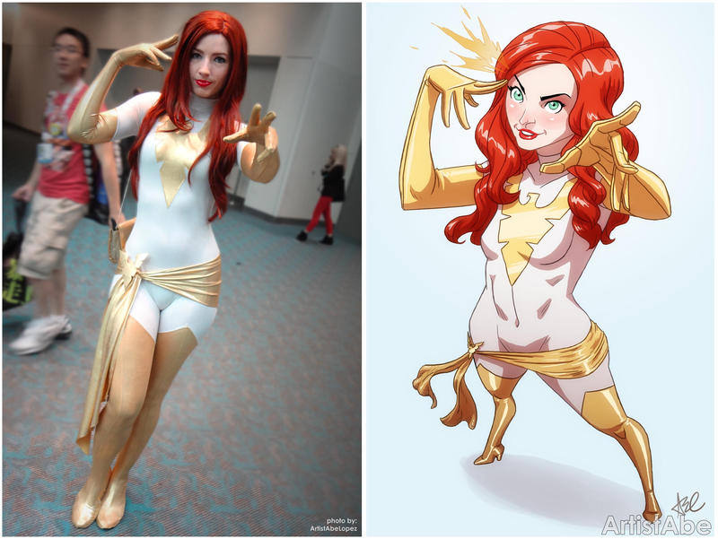 Phoenix Birds Of Play Cosplay by ArtistAbe