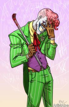 Joker Alternate Colors