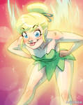 Oh Tinkerbell