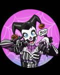 Halloween Harley BOO!