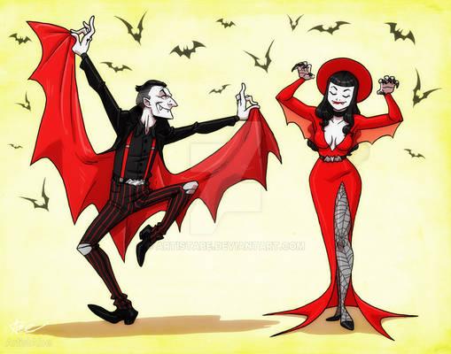 Monster Mash: Dracula