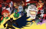 Batman Animated Series Tribute