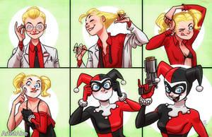 Harley Quinn: Getting Ready