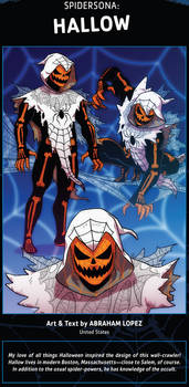 Halloween Spiderman