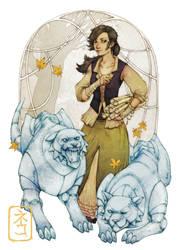 Lady (Porcelain - Bone China)