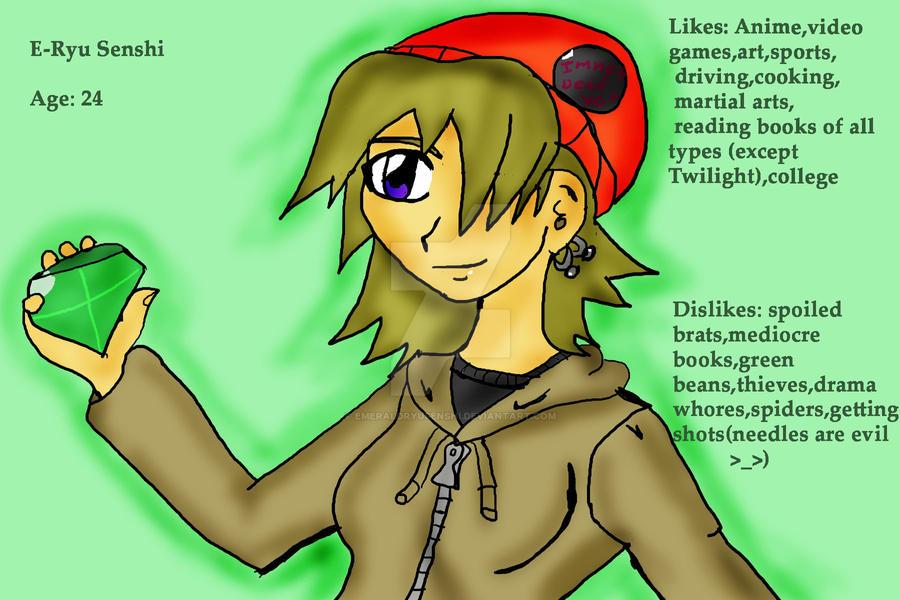 EmeraldRyuSenshi's Profile Picture