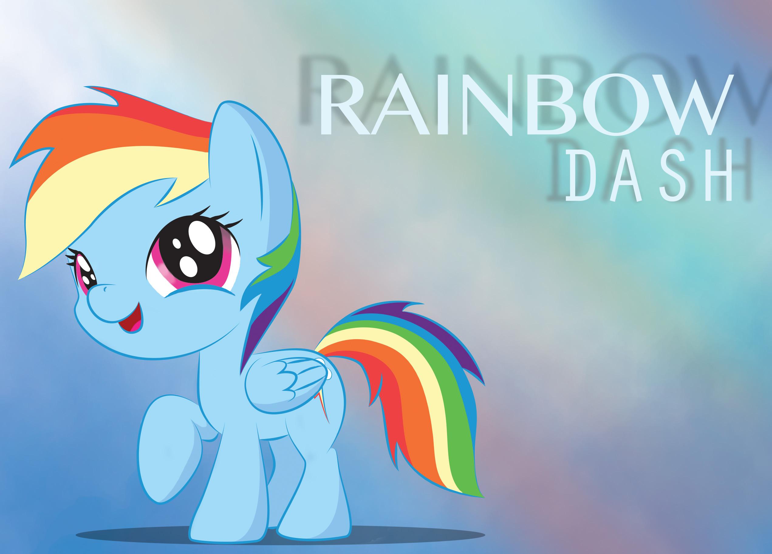 Rainbow Dash Filly by Dashketch on deviantART  Filly Rainbow Dash And Derpy