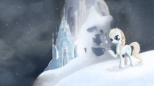 Let the Storm Rage On (Frozen) by Dashketch