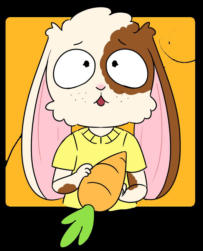 Bun Morty by crispicroissant