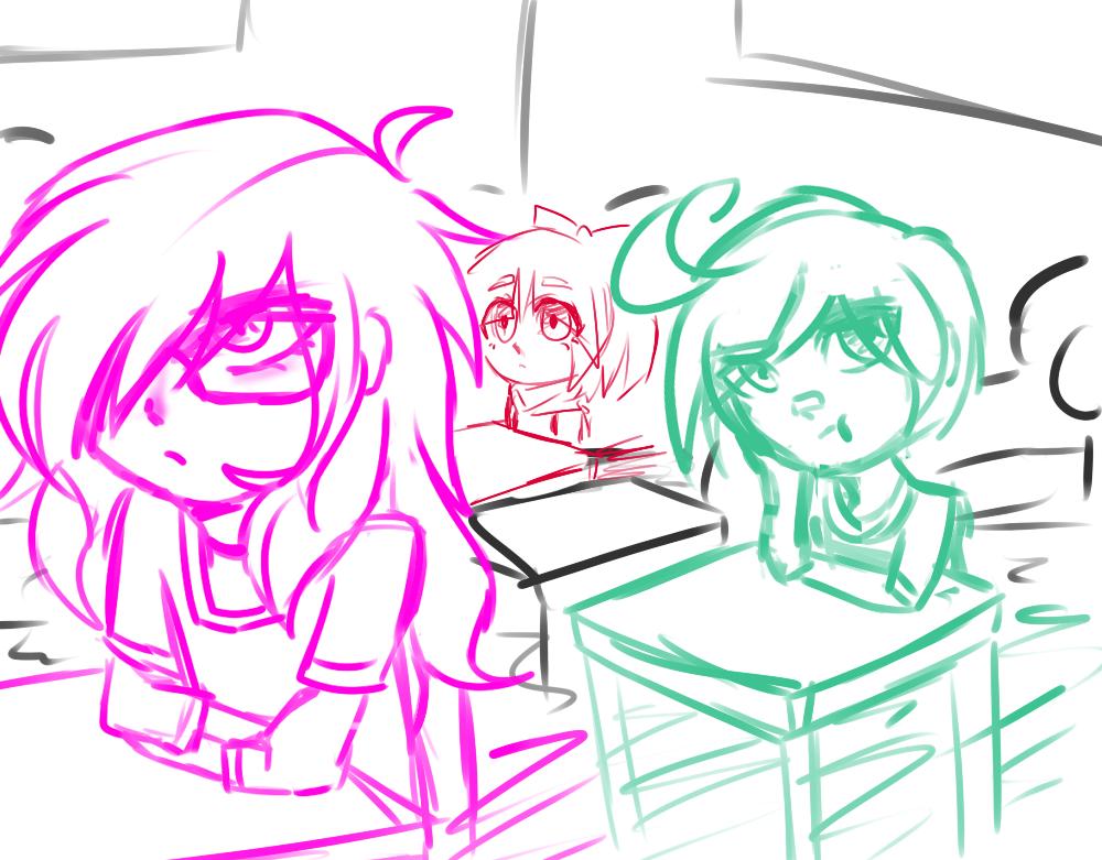 Elementary School~ by PinkPopcornWithSoda