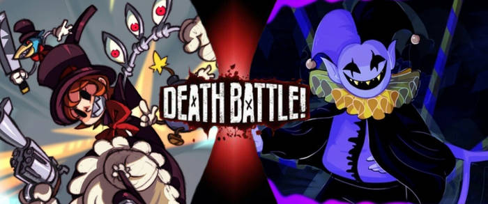 Peacock vs Jevil.