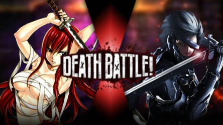 Erza Scarlet vs Raiden.