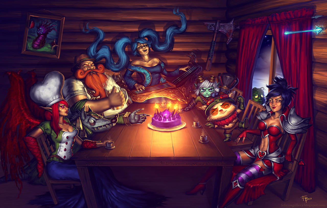 Universal Rol - Portal League_of_legends_coffee_break_by_fekb-d6xjm5c