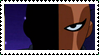Teen Titans Slade Stamp by faolan15