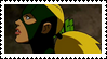 Young Justice Artemis Stamp by faolan15