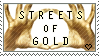 Streets of Gold 3OH!3 by wolfelectra