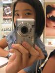 me and my beloved camera. by lifeendstoosoon