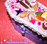 Spooky Sweet Decoden Coffins
