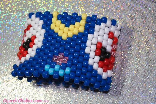 Sailor Moon Luna Large Kandi Cuff