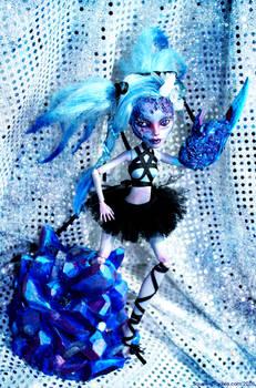 Dark Materia Monster High Custom II