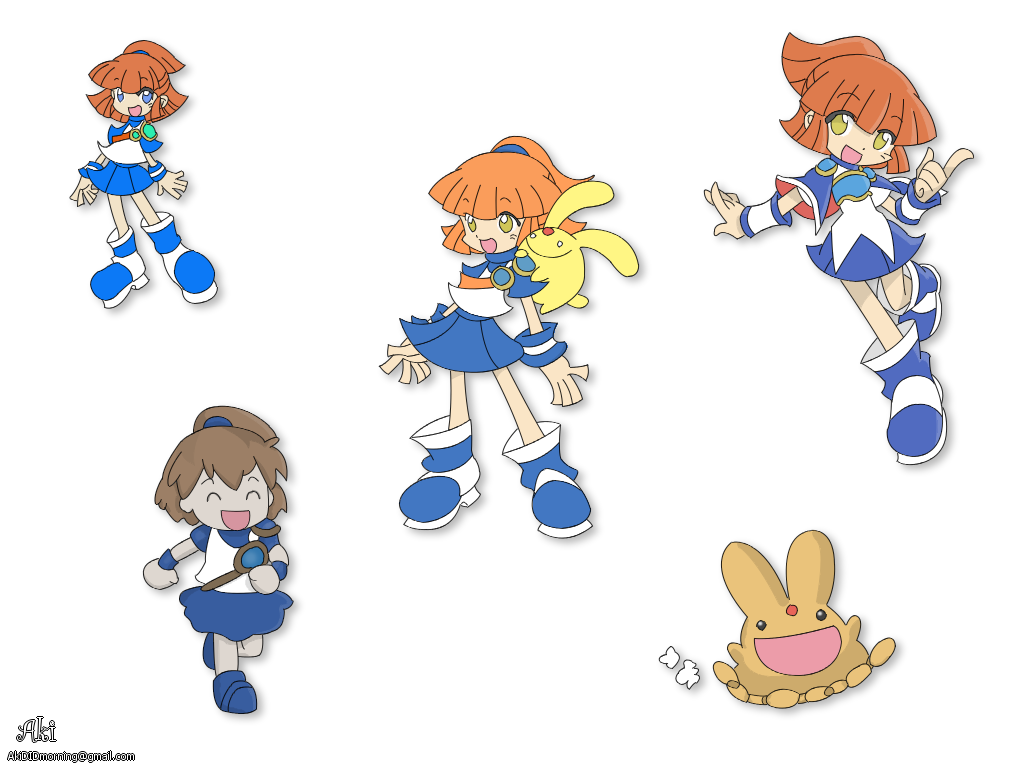 Arle - no background version by AkiDIDmorning