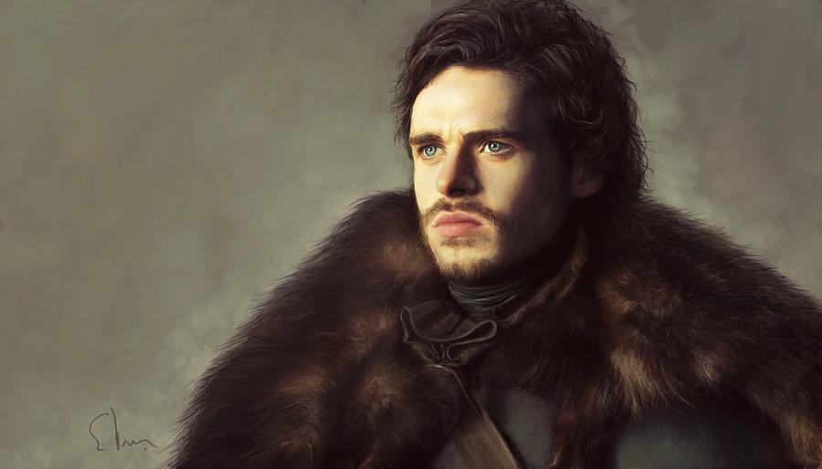 Robb Stark by Yellowtwist