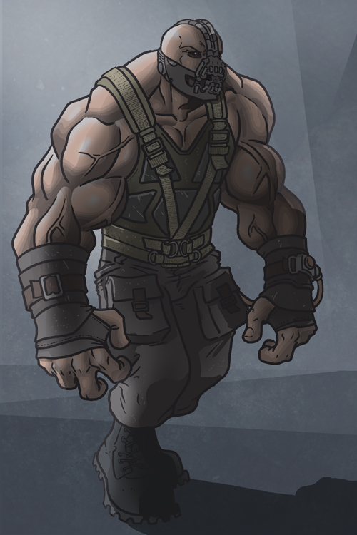 Bane by lukemckay