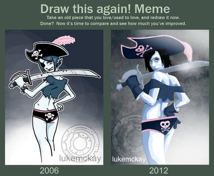 Draw again challange