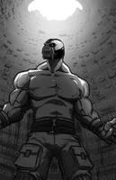 Bane Rises by lukemckay