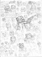 All Nepeta all the time by CptNameless