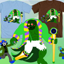one true OTP t-shirt design by CptNameless