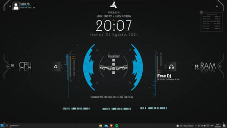 My Desktop by ljrivera