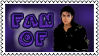 Fan of  Michael Jackson Stamp by Jazmin-Jazz