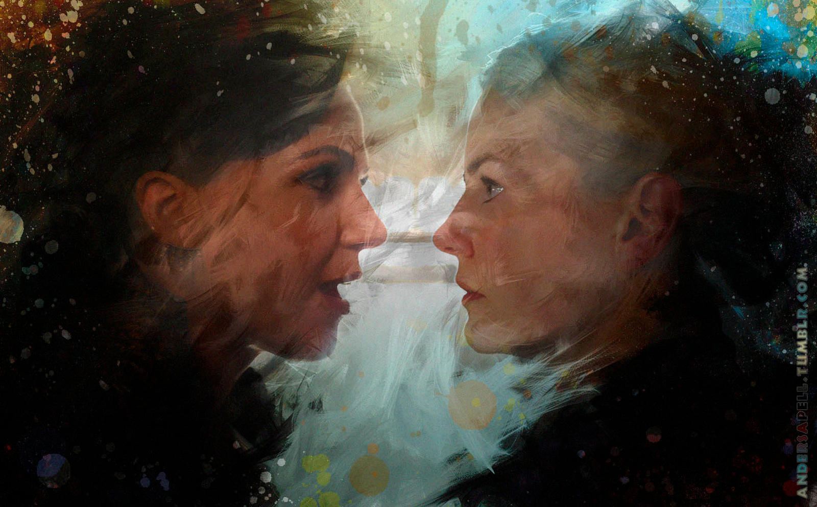 Swan Queen by andersapell