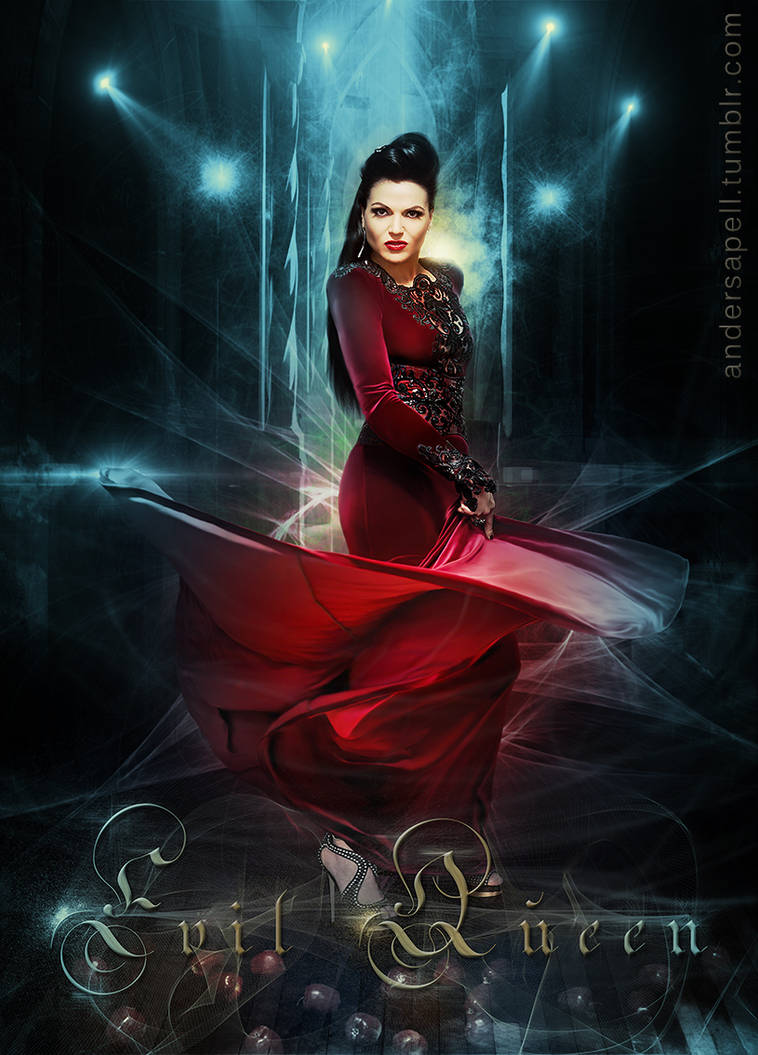 Evil Queen by andersapell