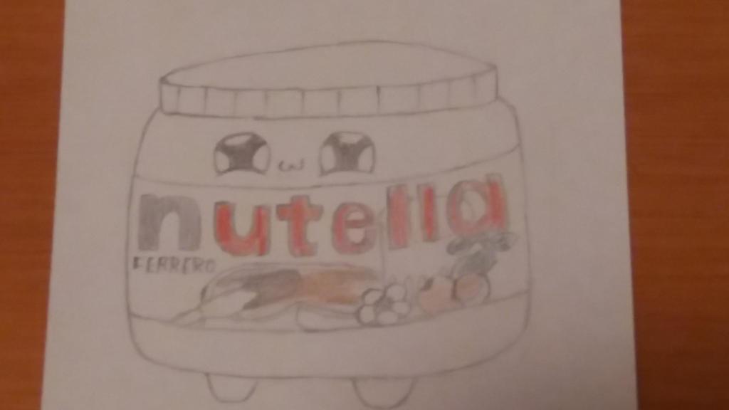 Kawai nutella by Hpixel