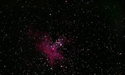 Eagle Nebula and Pillars of Creation (2019-08-23) by archonom