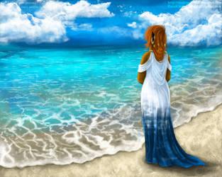 Coast of Vorrina by soulspoison