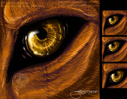 Corvale's Eye - Icon by soulspoison