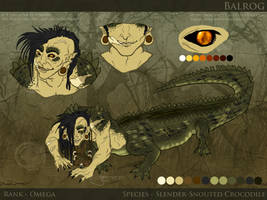 VoS - Balrog Reference Sheet by soulspoison