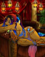 Caravanserai Treasure by soulspoison