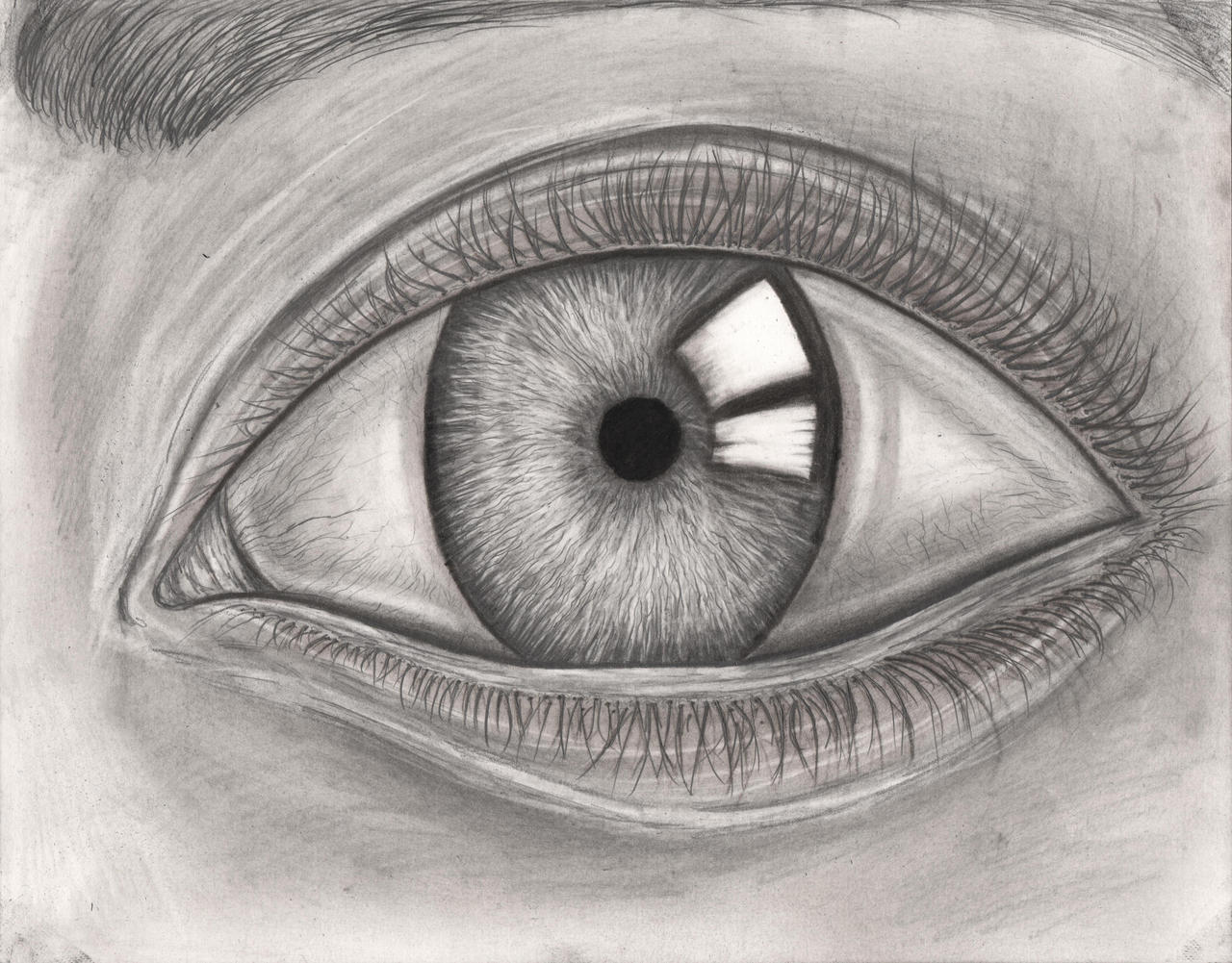 Pictures gt simple eye drawing pencil