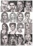 Portrait Progression Comparison (over 7 months)