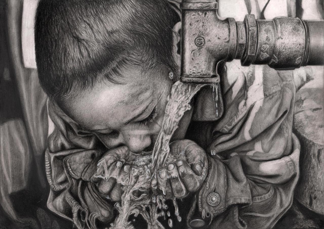 'THIRSTY BOY' by Pen-Tacular-Artist on DeviantArt