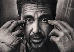 'Al Pacino' by Pen-Tacular-Artist